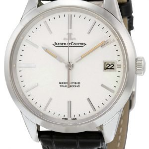 Jaeger Lecoultre Geophysic® True Second Stainless Steel 8018420 Kello
