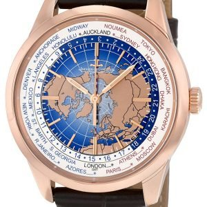 Jaeger Lecoultre Geophysic® Universal Time Pink Gold 8102520 Kello
