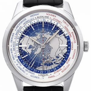 Jaeger Lecoultre Geophysic® Universal Time Stainless Steel 8108420 Kello