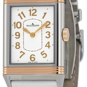 Jaeger Lecoultre Grande Reverso Lady Ultra Thin 18-Carat Pink Gold/Stainless Steel 3204420 Kello