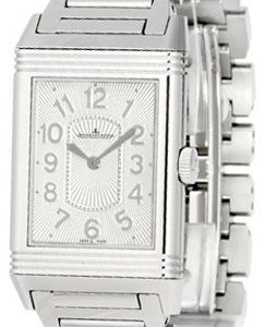Jaeger Lecoultre Grande Reverso Lady Ultra Thin Stainless Steel 3208120 Kello