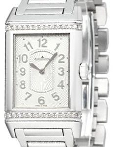 Jaeger Lecoultre Grande Reverso Lady Ultra Thin Stainless Steel 3208121 Kello