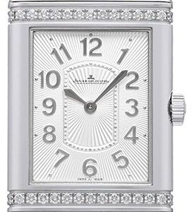 Jaeger Lecoultre Grande Reverso Lady Ultra Thin Stainless Steel 3208423 Kello