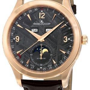 Jaeger Lecoultre Master Calendar Pink Gold 1552540 Kello