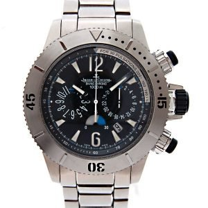Jaeger Lecoultre Master Compressor Diving Diving Chronograph 186t170 Kello