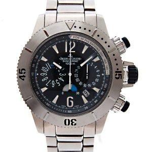 Jaeger Lecoultre Master Compressor Diving Diving Chronograph 186t170 Kello