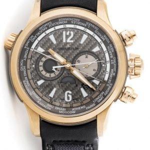 Jaeger Lecoultre Master Compressor Extreme World Chronograph 1762451 Kello