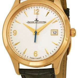 Jaeger Lecoultre Master Control Date Pink Gold 1542520 Kello