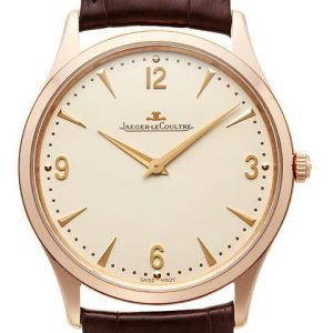 Jaeger Lecoultre Master Control Master Ultra Thin 1342420 Kello