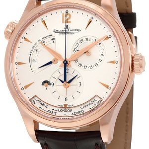 Jaeger Lecoultre Master Geographic Pink Gold 1422521 Kello