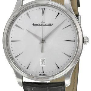 Jaeger Lecoultre Master Grande Ultra Thin Date Stainless Steel 1288420 Kello