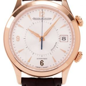 Jaeger Lecoultre Master Memovox Pink Gold 1412530 Kello