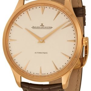 Jaeger Lecoultre Master Ultra Thin 41 Pink Gold 1332511 Kello