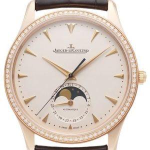 Jaeger Lecoultre Master Ultra Thin Moon Pink Gold 1362501 Kello
