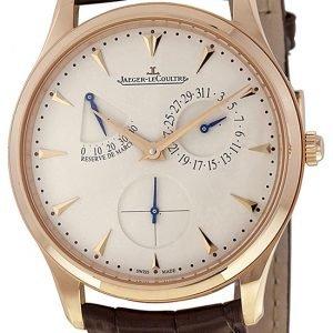 Jaeger Lecoultre Master Ultra Thin Réserve De Marche Pink Gold 1372520 Kello