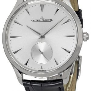Jaeger Lecoultre Master Ultra Thin Small Second Stainless Steel 1278420 Kello