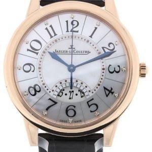 Jaeger Lecoultre Rendez-Vous Date Pink Gold 3542490 Kello
