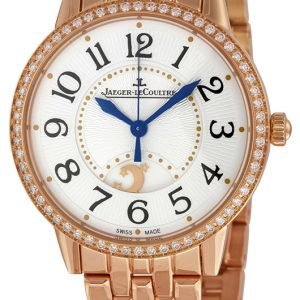 Jaeger Lecoultre Rendez-Vous Night & Day Pink Gold 3442120 Kello