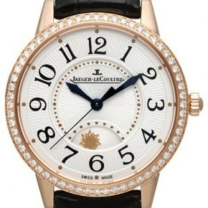 Jaeger Lecoultre Rendez-Vous Night & Day Pink Gold 3442420 Kello