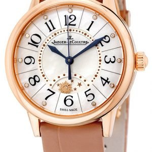 Jaeger Lecoultre Rendez-Vous Night & Day Pink Gold 3462490 Kello