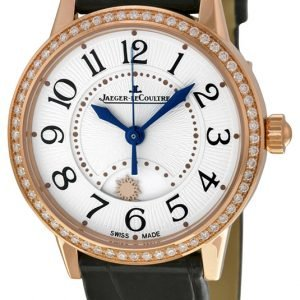Jaeger Lecoultre Rendez-Vous Night & Day Pink Gold 3462521 Kello