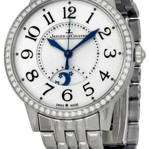 Jaeger Lecoultre Rendez-Vous Night & Day Stainless Steel 3448120 Kello