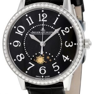 Jaeger Lecoultre Rendez-Vous Night & Day Stainless Steel 344847j Kello