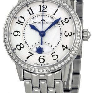 Jaeger Lecoultre Rendez-Vous Night & Day Stainless Steel 3468121 Kello
