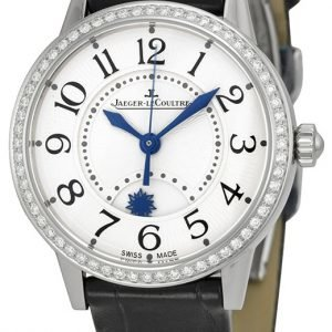 Jaeger Lecoultre Rendez-Vous Night & Day Stainless Steel 3468421 Kello
