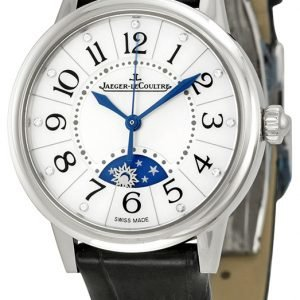 Jaeger Lecoultre Rendez-Vous Night & Day Stainless Steel 3468490 Kello