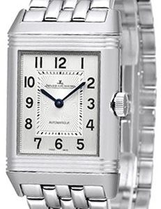 Jaeger Lecoultre Reverso Classic Medium Duetto Stainless Steel 2578120 Kello