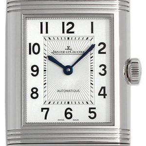 Jaeger Lecoultre Reverso Classic Medium Duetto Stainless Steel 2578420 Kello