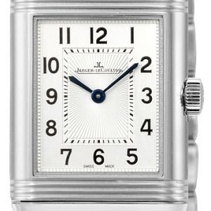 Jaeger Lecoultre Reverso Classic Small Duetto Stainless Steel 2668130 Kello