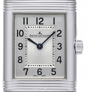 Jaeger Lecoultre Reverso Classic Small Duetto Stainless Steel 2668430 Kello