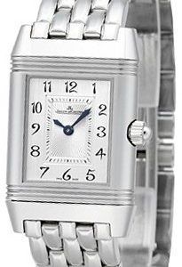 Jaeger Lecoultre Reverso Duetto Stainless Steel 2668112 Kello
