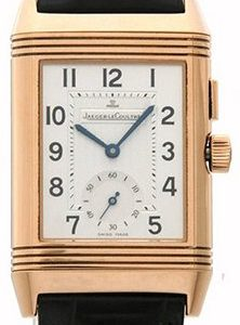 Jaeger Lecoultre Reverso Duo Pink Gold 2712510 Kello