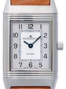 Jaeger Lecoultre Reverso Lady Stainless Steel 2608411 Kello