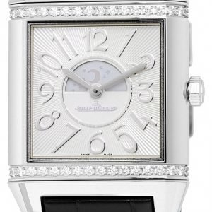 Jaeger Lecoultre Reverso Squadra Lady Duetto Stainless Steel 7058430 Kello