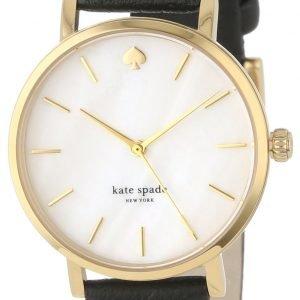 Kate Spade 1yru0010 Kello Valkoinen / Nahka