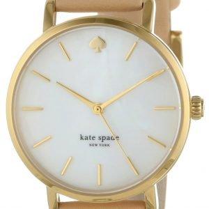 Kate Spade 1yru0073 Kello Valkoinen / Nahka