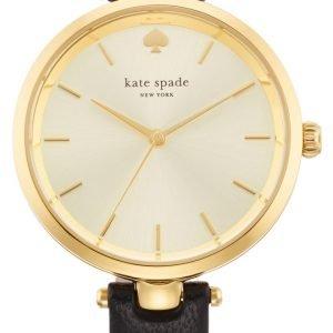 Kate Spade 1yru0811 Kello Samppanja / Nahka
