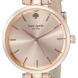 Kate Spade 1yru0812 Kello Punakultaa / Nahka