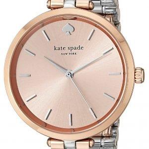 Kate Spade 1yru0860 Kello Punakultaa / Punakultasävyinen