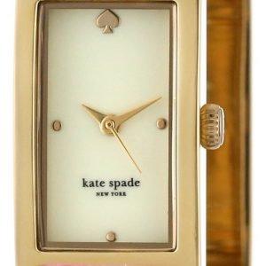 Kate Spade Carousel 1yru0178 Kello Samppanja / Kullansävytetty