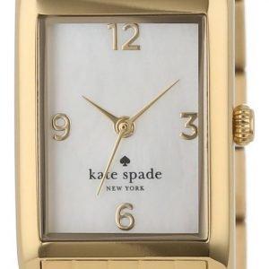 Kate Spade Cooper 1yru0036 Kello Valkoinen / Kullansävytetty