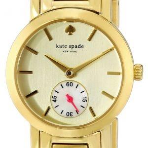 Kate Spade Gramercy 1yru0482 Kello Kullattu / Kullansävytetty