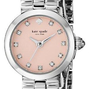Kate Spade Gramercy 1yru0920 Kello Pinkki / Teräs