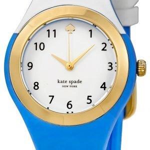 Kate Spade Ksw1088 Kello Valkoinen / Kumi