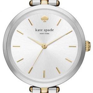 Kate Spade Ksw1119 Kello Hopea / Kullansävytetty Teräs