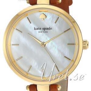 Kate Spade Ksw1156 Kello Valkoinen / Nahka